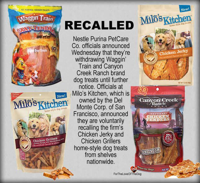 Milo S Kitchen Recall